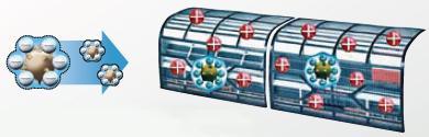 Положительно заряженный Мега-фильтр e-ion