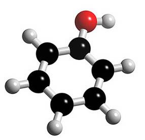 Присутствие в воздухе фенола или формальдегида легко засекается газоанализаторами