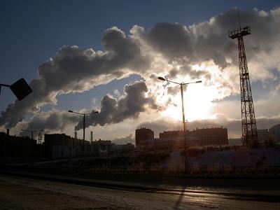 Россия. Города с ядовитым воздухом