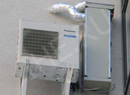 Механические приточные системы вентиляции