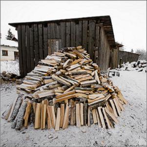 Зима, холода... Стоит закупать дрова?