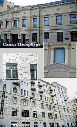 Система Статвент. Москва. Санкт-Петербург