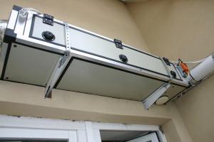 Приточная установка ПВУ-350