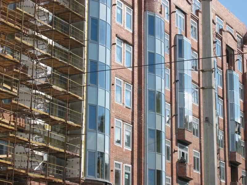 Статвент в строящихся зданиях