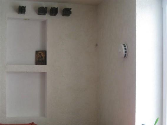 В данной квартире мы установили клапаны инфильтрации воздуха КИВ-125