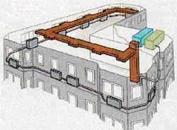 Интеллектуальные системы вентиляции и кондиционирования для современных зданий