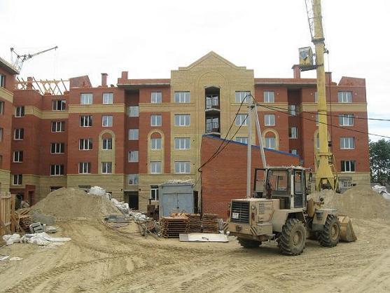 КИВ-125 в многоэтажном жилом доме - ХМАО, г.Советский, ул.Ленина,3