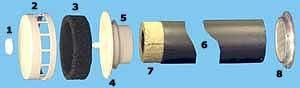 Строение клапана кив 125